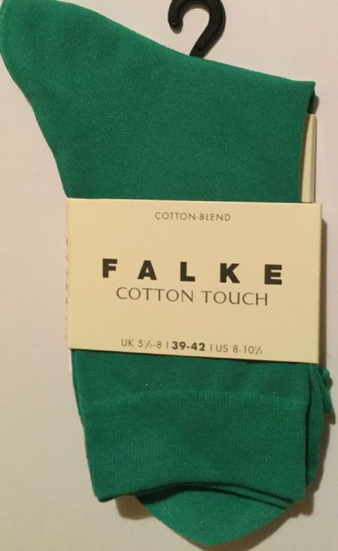 Falke Ladies Cotton Touch Socks - 47673/7981